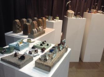 Art Denver Exhibit art pieces